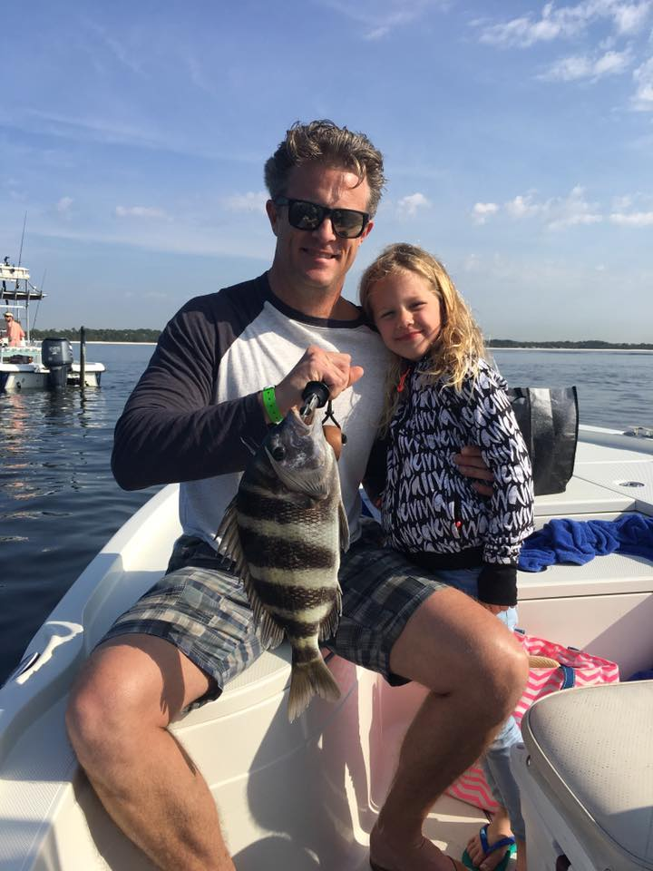 Pensacola Fishing Report 3/22/17