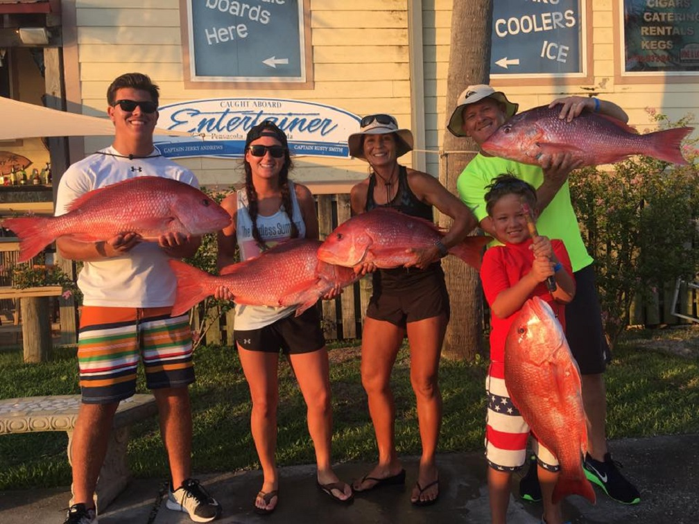 Pensacola Fishing Report 5/4/17