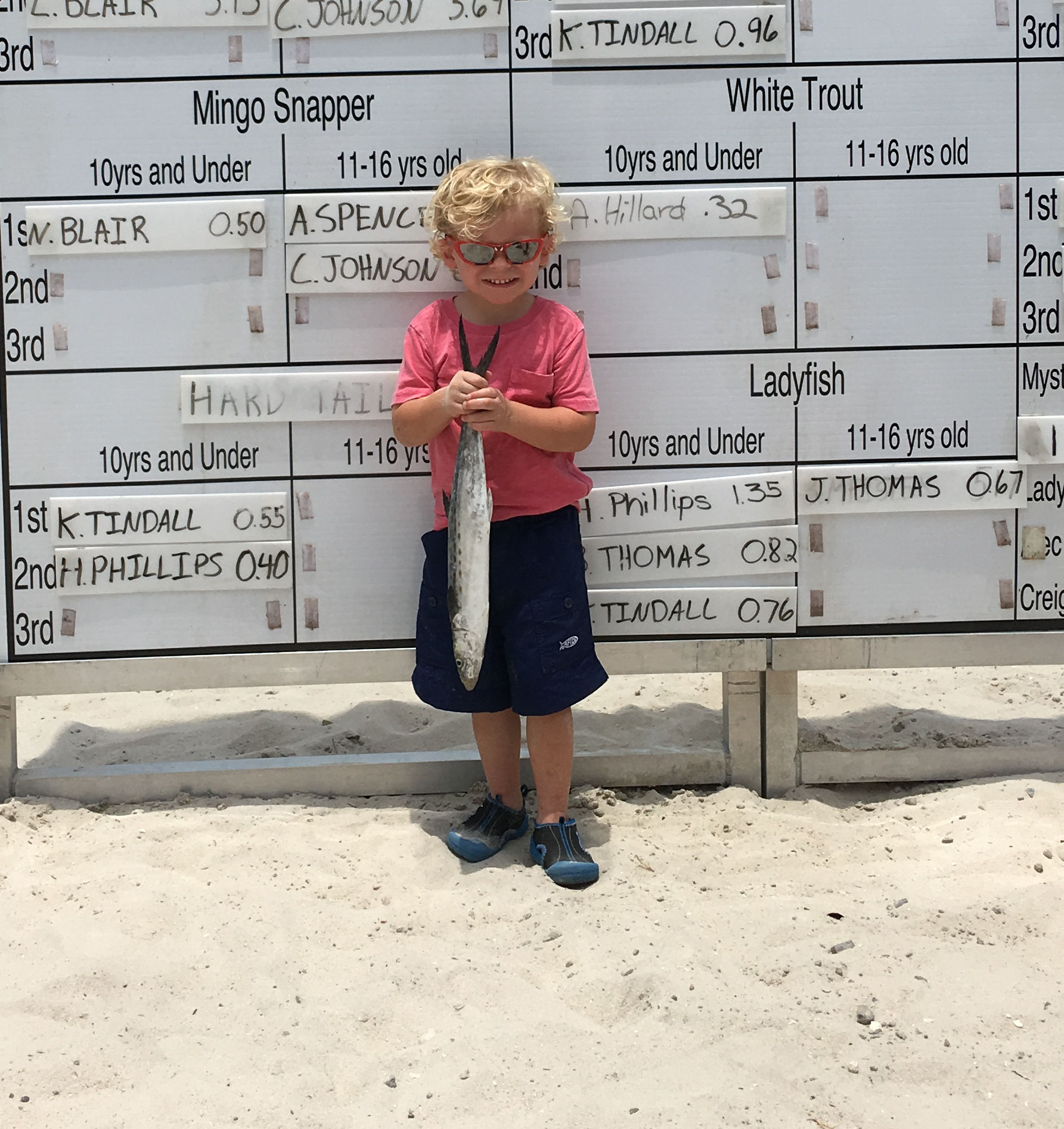 Pensacola Fishing Report 8/24/17