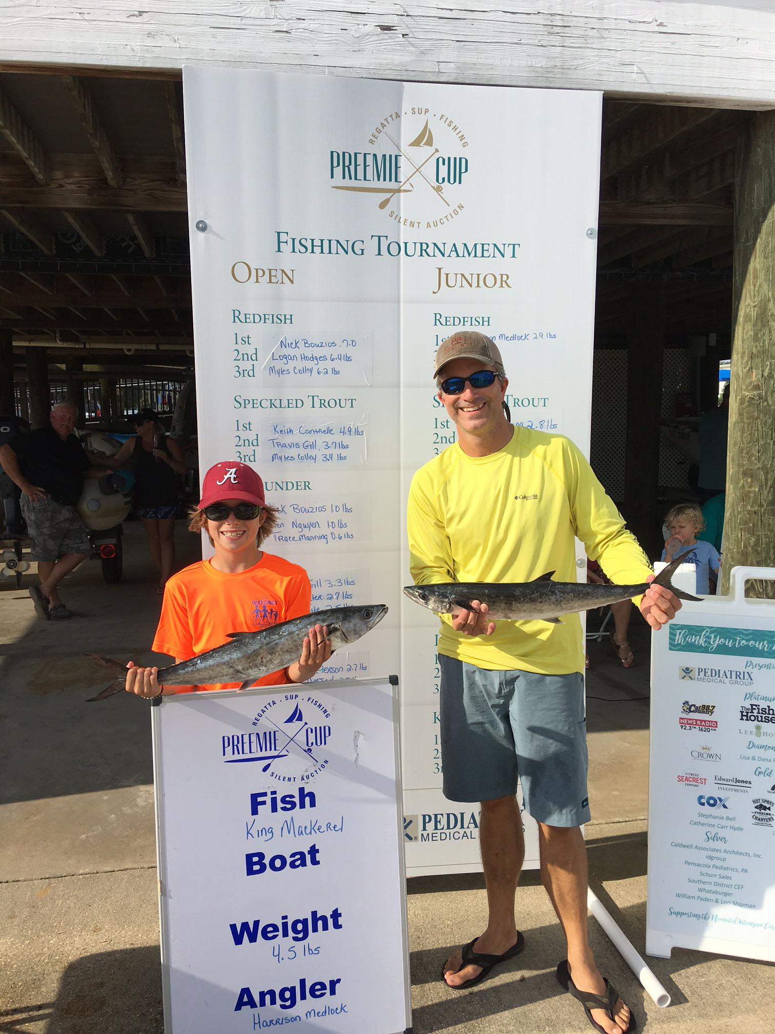 Pensacola Fishing Report 9/14/17