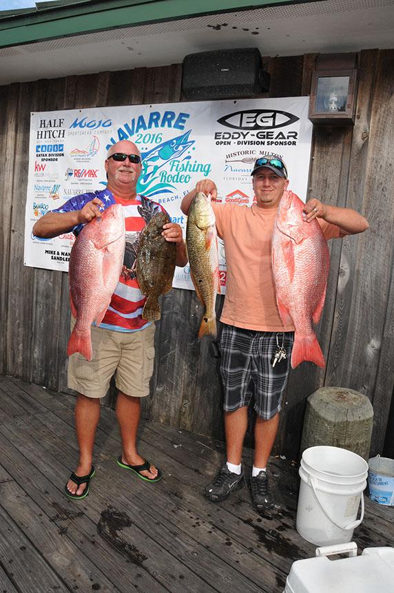 Pensacola Fishing Report 10/19/17