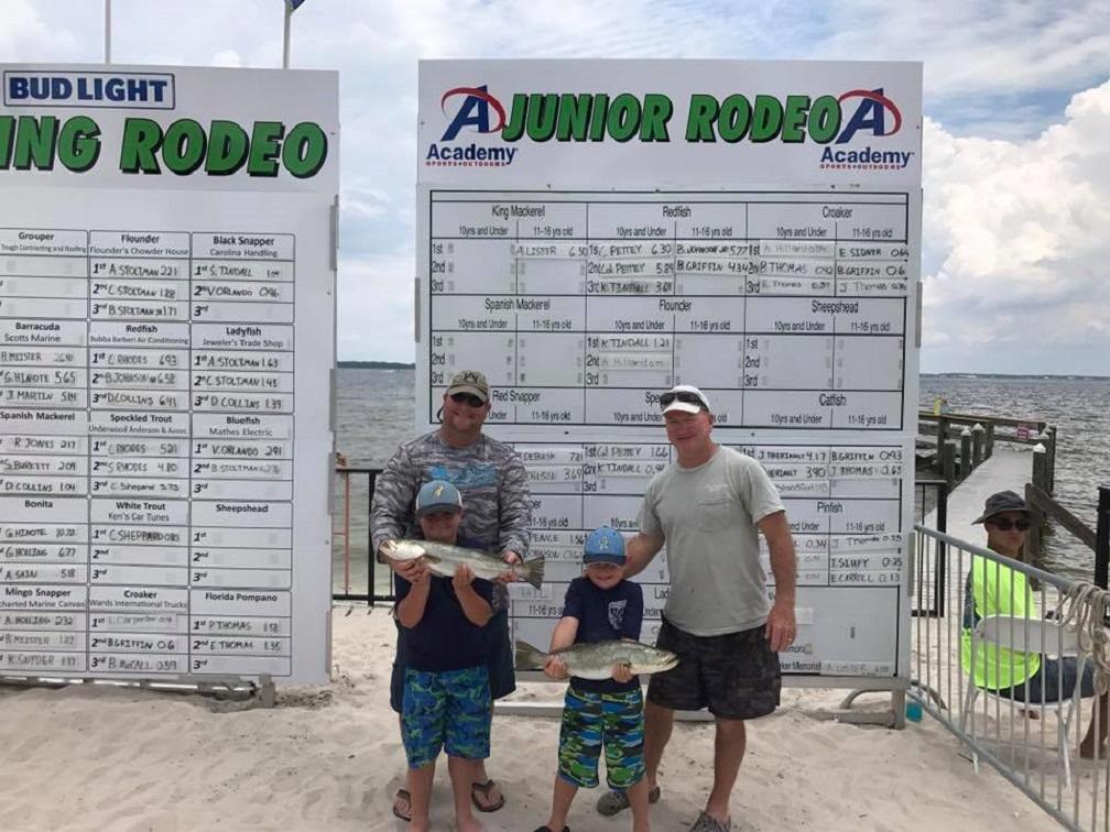 Pensacola Fishing Report 7/27/17