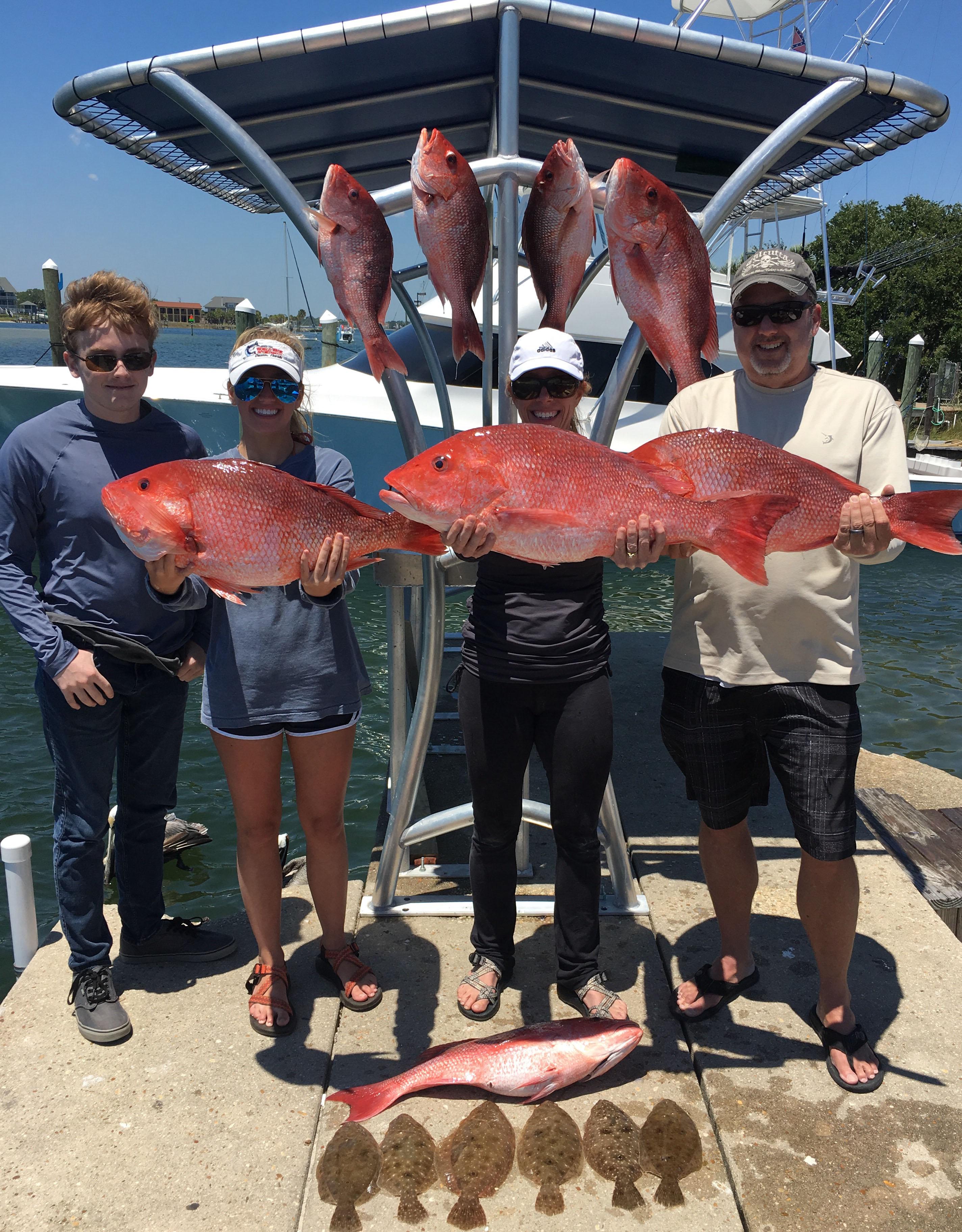 Pensacola Fishing Report 5/18/17
