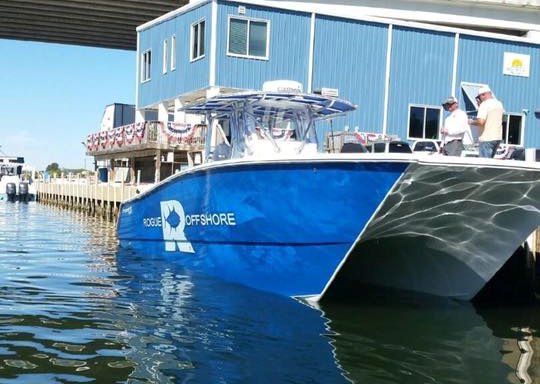 New Boat for Day Break Charters